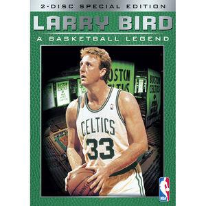 NBA: Larry Bird a Basketball Legend