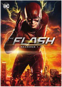 The Flash: Seasons 1-3