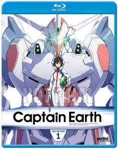 Captain Earth: Collection 1