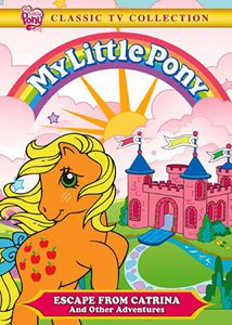 My Little Pony: Escape From Catrina and Other Adventures