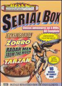 The Serial Box: Volume 1