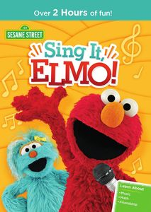 Sesame Street: Sing It, Elmo!