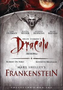 Bram Stoker's Dracula /  Mary Shelley's Frankenstein