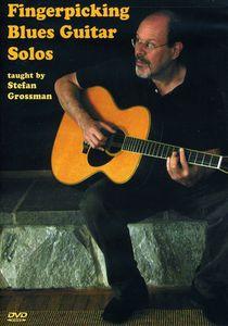 Fingerpicking Blues Guitar Solos