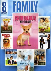 8-Movie Family Pack