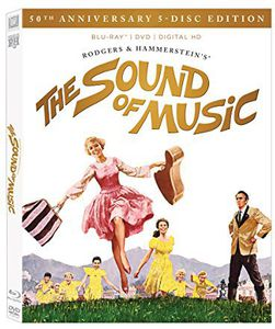 The Sound of Music (50th Anniversary 5-Disc Edition)