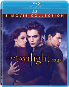 The Twilight Saga: 5-movie Collection