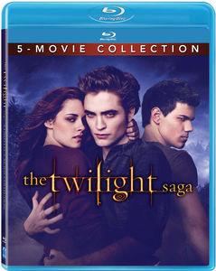 The Twilight Saga: 5-Movie Collection