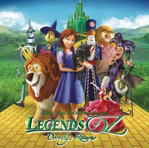 Legends of Oz: Dorothy's Return (Original Soundtrack)