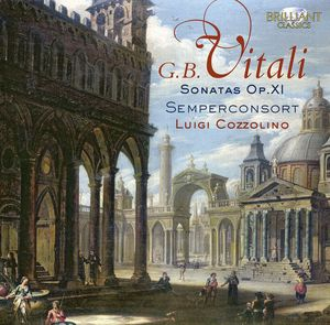 Sonatas 11 for Violin & Basso Coninuo