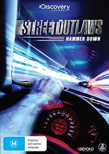 Street Outlaws: Hammer Down [Import]