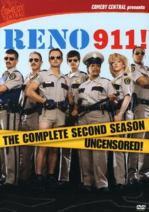 Reno 911: The Complete Second Season - Uncensored