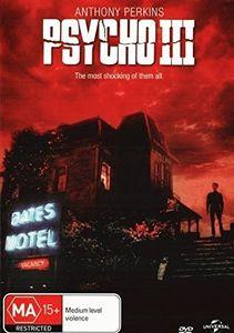 Psycho III [Import]