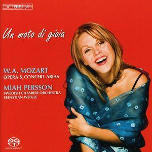 Un Moto Di Giola: Opera & Concert Arias
