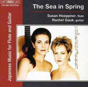 Sea in Spring: Japansese Music for Flute & GTR