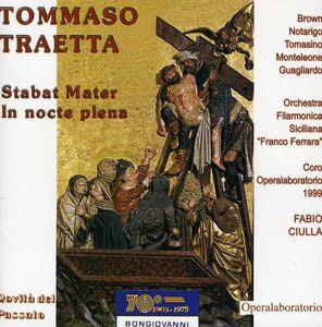 Stabat Mater /  in Nocte Plena Horrore