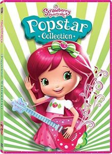 Strawberry Shortcake Popstar Collection