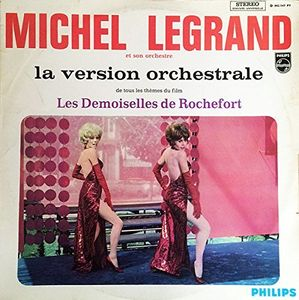 Les Demoiselles De Rochefort  (The Young Girls of Rochefort) (Original Soundtrack) [Import]
