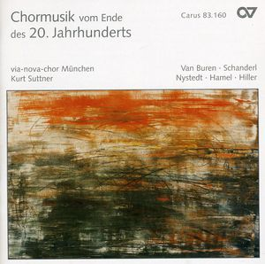 Choral Music from the Late 20th Century /  Various