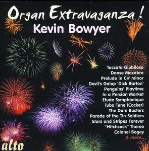 Organ Extravaganza
