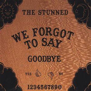 We Forgot to Say Goodbye