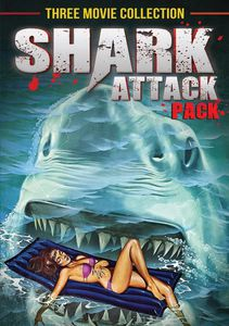 Shark Attack Pack (Triple Feature)