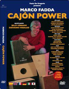 Cajon Power: Marco Fadda