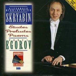 Scriabin: Preludes /  Etudes /  Poems