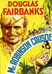 Mr Robinson Crusoe