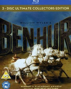 Ben-Hur (3-Disc Ultimate Collectors Edition) [Import]