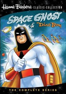 Space Ghost & Dino Boy: The Complete Series
