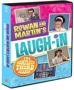 Rowan & Martin's Laugh-In: The Complete Third Season