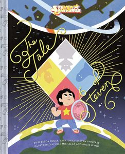 STEVEN UNIVERSE THE TALE OF STEVEN