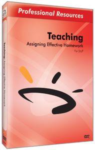 Assigning Effective Homework