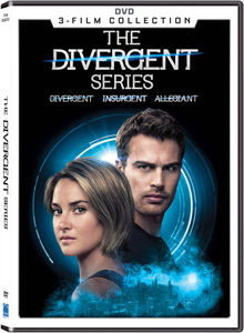 The Divergent Series: 3-Film Collection
