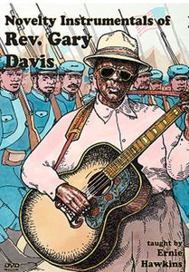 Novelty Instrumentals of Rev. Gary Davis