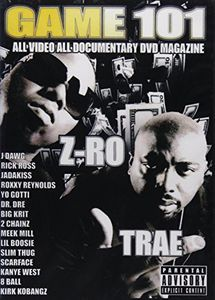 Game 101 Presents Zro and Trae