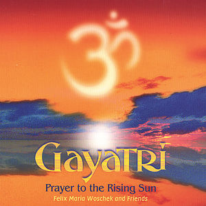 Gayatri-Prayer to the Rising Sun