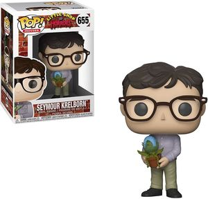 Funko Pop! Movies: Little Shop Of Horrors: Seymour Krelborn
