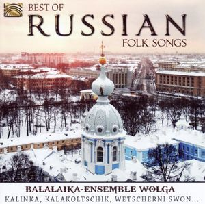 Best of Russian Folk Songs