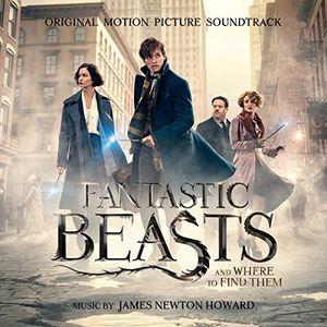 Fantastic Beasts & Where (Picture Disc) (Original Soundtrack) [Import]