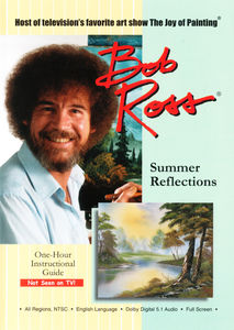Bob Ross the Joy of Painting: Summer Reflections