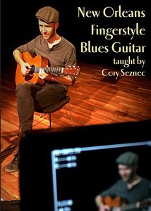 New Orleans Fingerstyle Blues Guitar [Import]