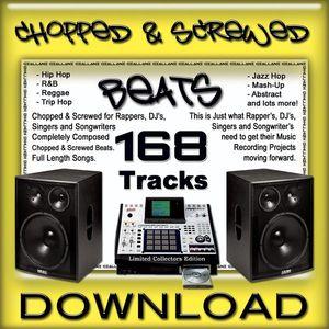 Chopped & Screwed Beats /  Various