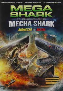 Mega Shark Vs Mecha Shark