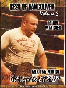 Best Of Vancouver Wrestling 2