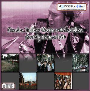 Omaha Indian Music-Hethu'shka Society Concert