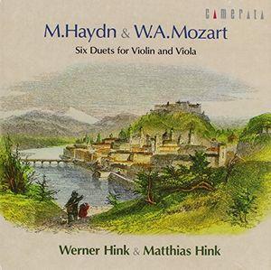 Six Duets for Violin & Viola