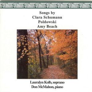 Songs By Schumann Poldowski Beach