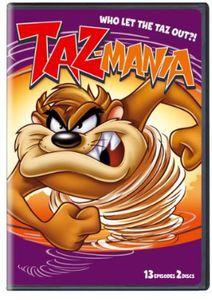 Taz-Mania: Who Let the Taz Out Season One Part Two